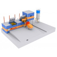 Зимние бетонные заводы